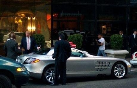 Dan sieu xe cuc 'khung' cua tan Tong thong My Donald Trump - Anh 4