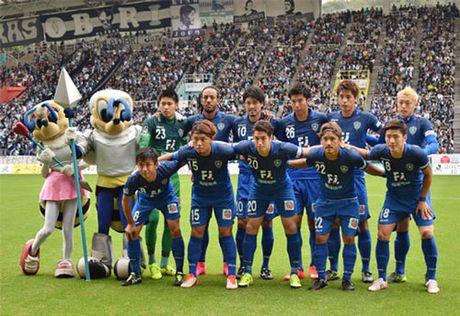 Avispa Fukuoka mang loat tuyen thu Nhat Ban dau DT Viet Nam - Anh 1