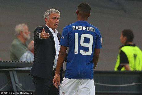 Chuyen dong Man Utd: Mourinho dang lam hong Rashford, MU can ban 8 cau thu - Anh 1