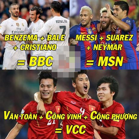 Anh che: Phat hoang voi hinh anh Messi 2018; Tam tau VCC khuynh dao Dong Nam A - Anh 1