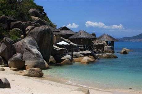 Kham pha ve dep hoang so cua vinh Ninh Van - Anh 1