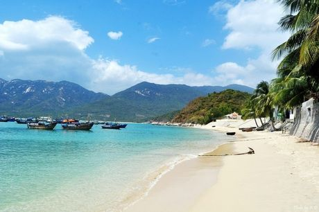 Kham pha ve dep hoang so cua vinh Ninh Van - Anh 5