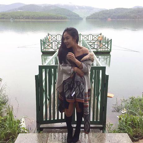 Co gai Tay Nguyen 'ba met be doi' van dep hut hon - Anh 5