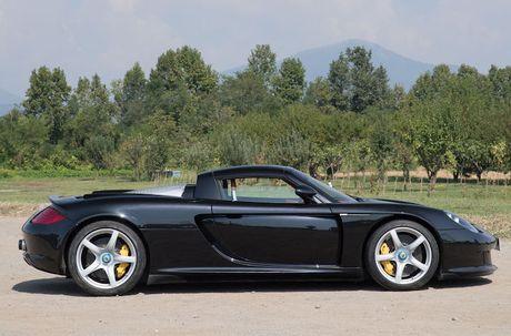 Nhin lai 'sieu pham' Porsche Carrera GT gia trieu do - Anh 2