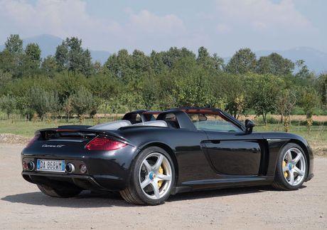Nhin lai 'sieu pham' Porsche Carrera GT gia trieu do - Anh 3