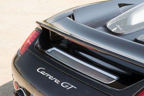 Nhin lai 'sieu pham' Porsche Carrera GT gia trieu do - Anh 9