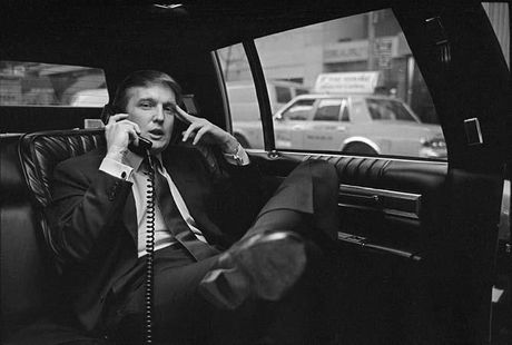 Anh an tuong ve cuoc doi Tong thong My dac cu Donald Trump - Anh 10