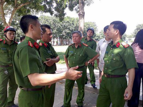 200 hoc vien cai nghien o Ba Ria - Vung Tau lai bo tron - Anh 3