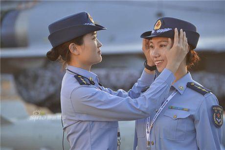 Man nhan dan 'bong hong' xinh dep tai trien lam Chu Hai - Anh 10