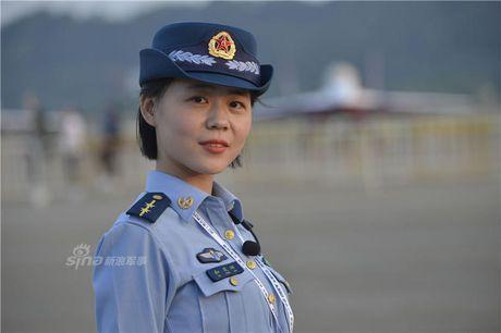 Man nhan dan 'bong hong' xinh dep tai trien lam Chu Hai - Anh 7