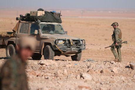 Nhung hinh anh dau tien ve chien dich giai phong Raqqa - Anh 10