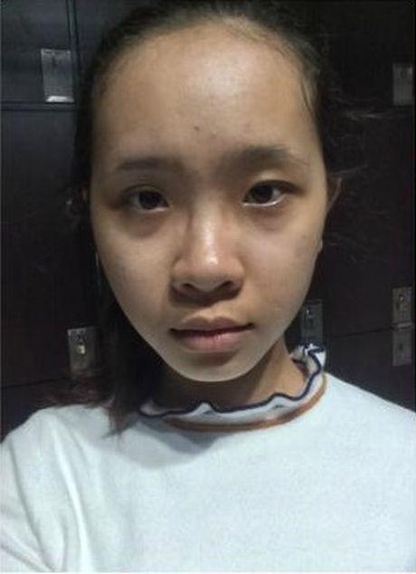Nu sinh Dong Nai chiu dieu tieng vi biet trang diem dep - Anh 1