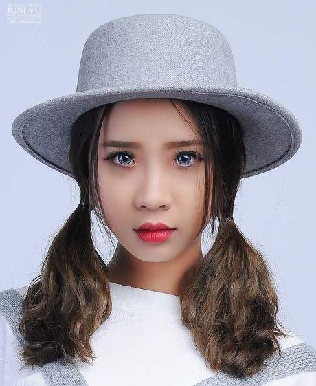 Nu sinh Dong Nai chiu dieu tieng vi biet trang diem dep - Anh 4