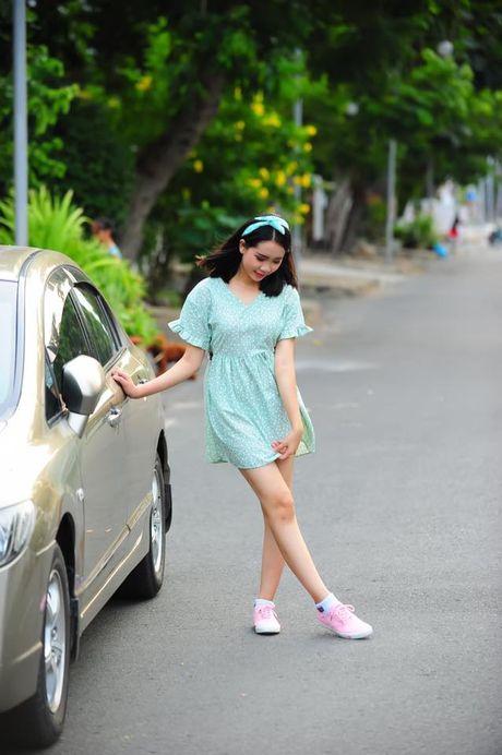 Nu sinh Dong Nai chiu dieu tieng vi biet trang diem dep - Anh 7
