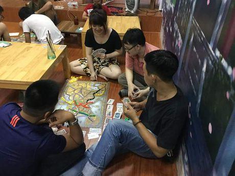 Board game - Trao luu moi trong gioi tre Viet co gi hot? - Anh 2