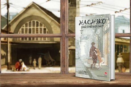 Chu cho 'Hachiko' – bieu tuong cua Nhat ban ra mat doc gia Viet Nam - Anh 1