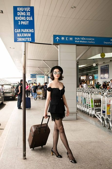 O tuoi 43, MC Thanh Mai van tre trung va sanh dieu the nay - Anh 4