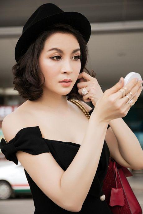 O tuoi 43, MC Thanh Mai van tre trung va sanh dieu the nay - Anh 5