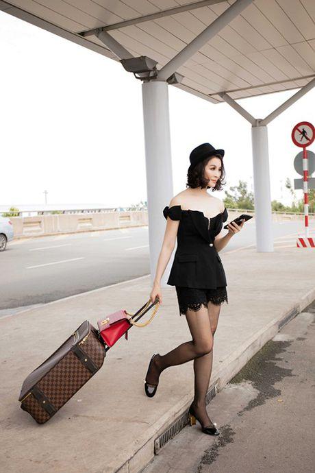 O tuoi 43, MC Thanh Mai van tre trung va sanh dieu the nay - Anh 6
