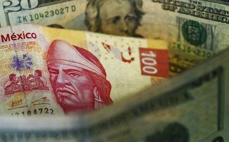 Tai sao dong Peso cua Mexico giam khi ong Trump dac cu Tong thong My - Anh 1