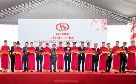 Kido khanh thanh nha may thuc pham dong lanh o Bac Ninh - Anh 1