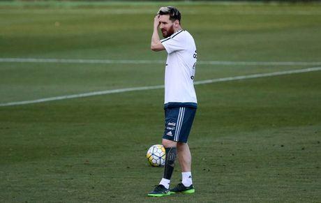 "Messi khoe hinh xam ""di"" truoc tran gap Brazil - Anh 2"