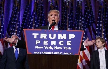 Ong Trump phat bieu thang cu: Toi se la Tong thong cua moi nguoi My - Anh 1