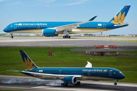 Dua Boeing 787 va Airbus A350 khai thac chuyen bay vao khung gio chan - Anh 1