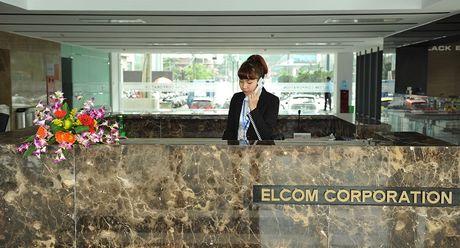 Elcom bao loi nhuan quy III tang manh, dat 75% ke hoach nam - Anh 1