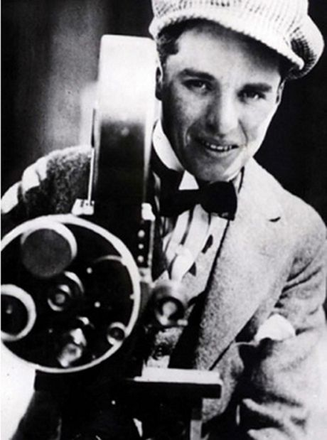 "Phim va doi cua ""vua he"" Charlie Chaplin - Ki 1 - Anh 2"