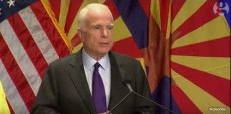 TNS John McCain: Nguoi My da chon ra tong thong moi - Anh 1