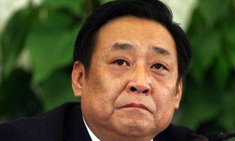 Thu truong Bo Bao ve Moi truong Trung Quoc bi ket an 4 nam tu - Anh 1