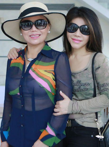 Thanh Tuyen tiet lo ve quan he voi con dau Ngoc Huyen - Anh 2