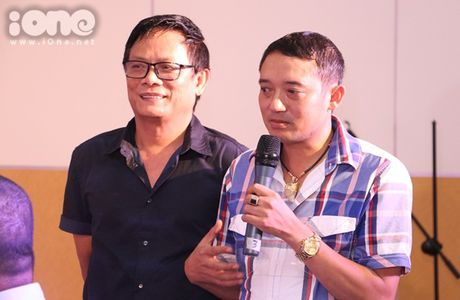 Ho Viet Trung suong ron khi lan dau hat voi chu nhan 'Vong co teen' - Anh 9