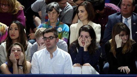 Chien thang cua ong Trump khien phe Dan chu va ca the gioi 'soc' nang - Anh 1