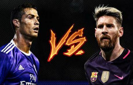 Hat-trick 5 tran lien tiep, Messi, Ronaldo lam duoc khong? - Anh 2