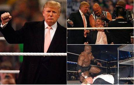 Tan tong thong My Donald Trump & thu choi the thao la - Anh 2
