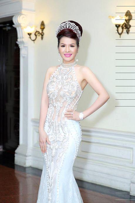 Hoa Hau Le Thanh Thuy di tim 'Nguoi dep xu Dua' - Anh 4