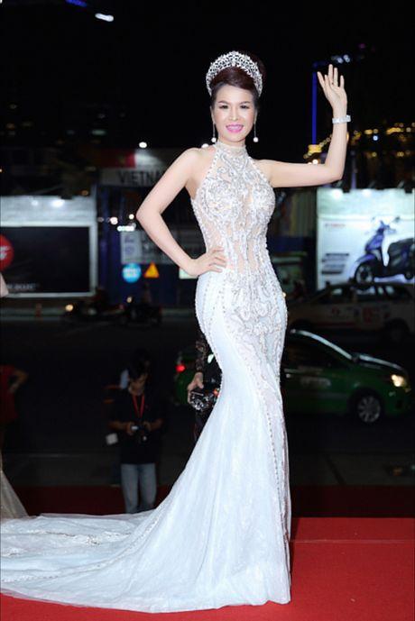 Hoa Hau Le Thanh Thuy di tim 'Nguoi dep xu Dua' - Anh 5