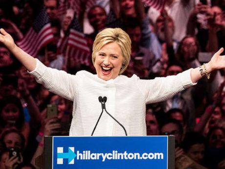 Ba Hillary Clinton 'that thu' o bang Florida - Anh 1