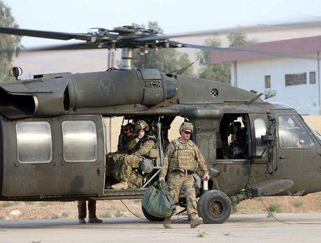 16 linh My da thiet mang trong chien dich giai phong Mosul? - Anh 1