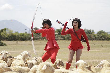 Viet Huong tiep tuc chay dua phim Tet sau liveshow de doi - Anh 5