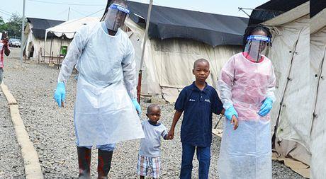Bao dong ve su dot bien cua vi rut Ebola - Anh 1