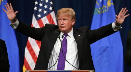 Donald Trump tu cau be ngo nguoc toi Tong thong nuoc My - Anh 1