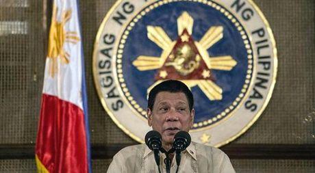 Tong thong Philippines Duterte tiep tuc hop tac quan su voi My - Anh 1