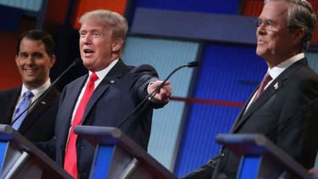 Bau cu My 2016: 5 ly do giup ong Donald Trump thang cu - Anh 2