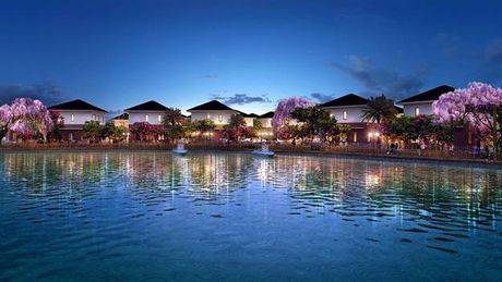 Nam Long cung 2 nha dau tu Nhat Ban phat trien du an Kikyo Residence - Anh 1