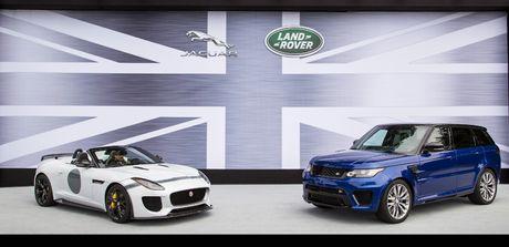 Hang phan phoi xe sang Land Rover va Jaguar bi truy thu hon 700 ty dong - Anh 1