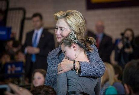 Co hoi mong manh con lai cua ba Clinton - Anh 1