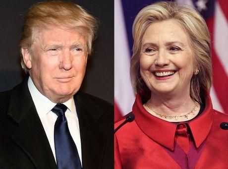 Bau cu Tong thong My: Vi sao ca Trump va Clinton muon 'lay long' cu tri goc A? - Anh 1